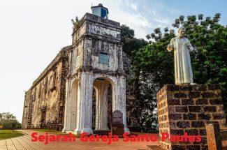 Sejarah Gereja Santo Paulus